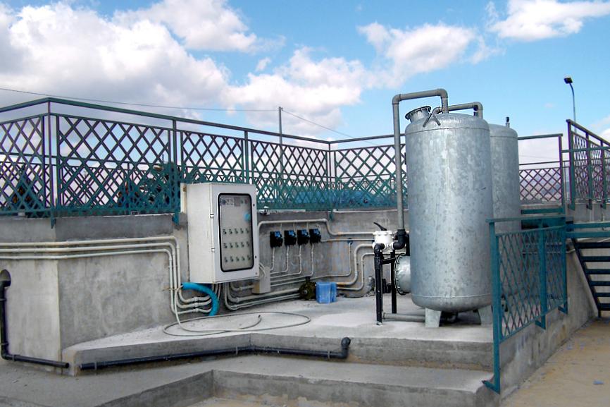 impianto biologico depurazione acque