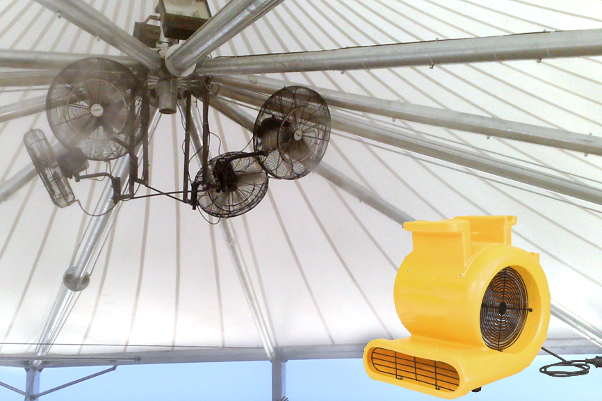 Depurazione aria - Impianti di ventilazione